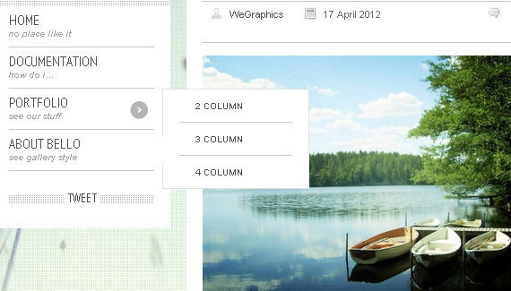 10 Best Free 3 Column WordPress Themes 21