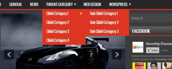 10 Best Free 3 Column WordPress Themes 26
