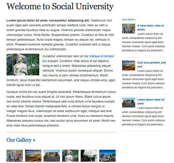 10 Best Free 3 Column WordPress Themes 4