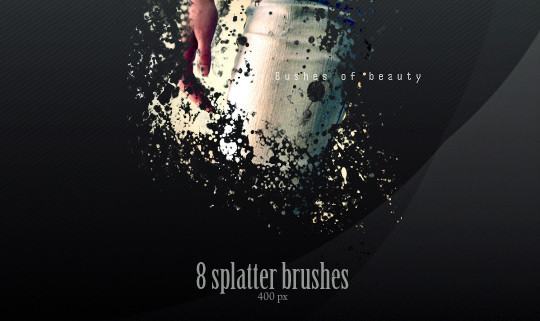 45 Free Watercolor, Ink And Splatters Brushes For Photoshop 10