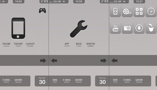 11 Useful And Free iPhone Toolbar Icon Sets 4