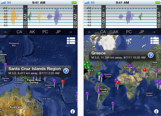 20 Best Free Weather iPhone Apps 10
