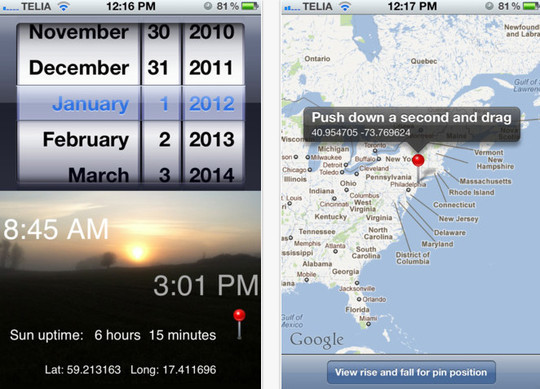 20 Best Free Weather iPhone Apps 11