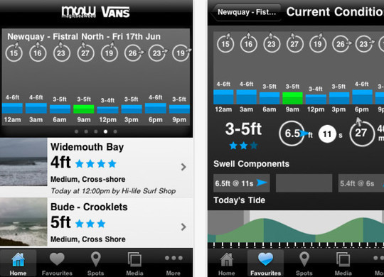 20 Best Free Weather iPhone Apps 16