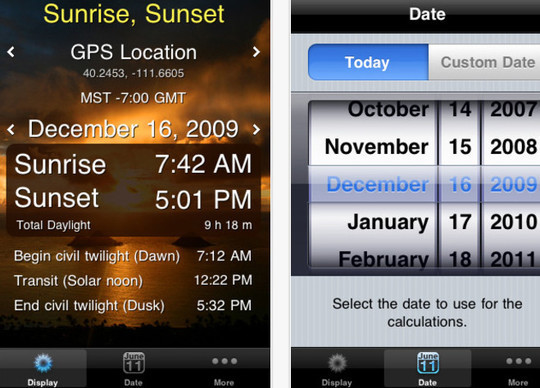 20 Best Free Weather iPhone Apps 18