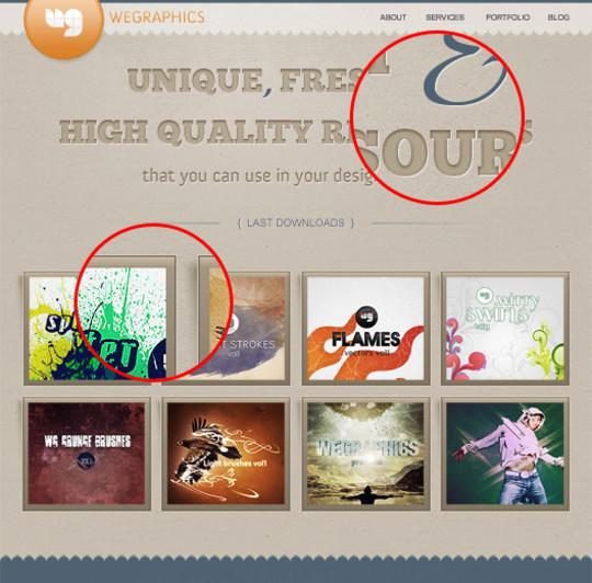 40 High Quality Photoshop Web Layout Tutorials 40