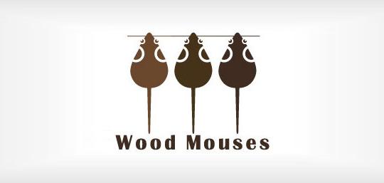 17 Creatively Designed Wood Inspired Logo Designs 14