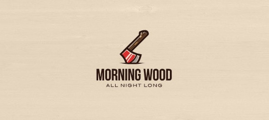 17 Creatively Designed Wood Inspired Logo Designs 16