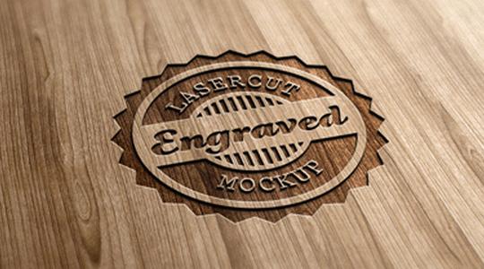 17 Creatively Designed Wood Inspired Logo Designs 9