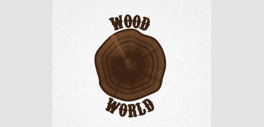 17 Creatively Designed Wood Inspired Logo Designs 3