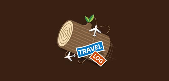 17 Creatively Designed Wood Inspired Logo Designs 2