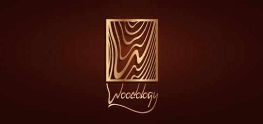 17 Creatively Designed Wood Inspired Logo Designs 17