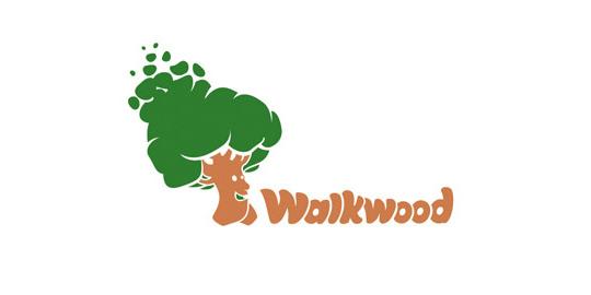 17 Creatively Designed Wood Inspired Logo Designs 12