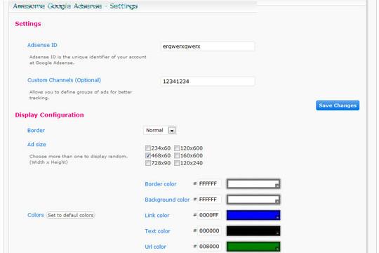 Ultimate Collection Of Google Adsense Wordpress Plugins 22