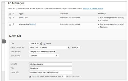 Ultimate Collection Of Google Adsense Wordpress Plugins 24
