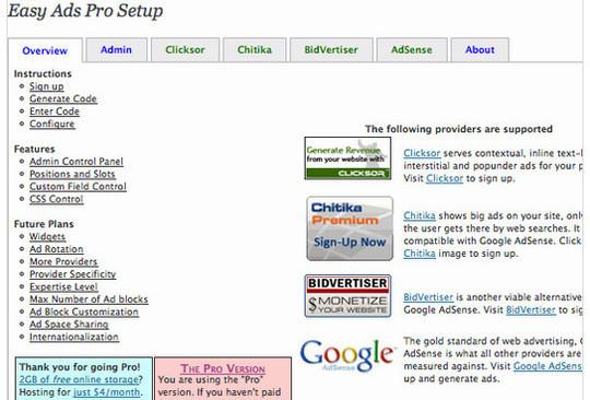 Ultimate Collection Of Google Adsense Wordpress Plugins 27