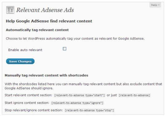 Ultimate Collection Of Google Adsense Wordpress Plugins 29