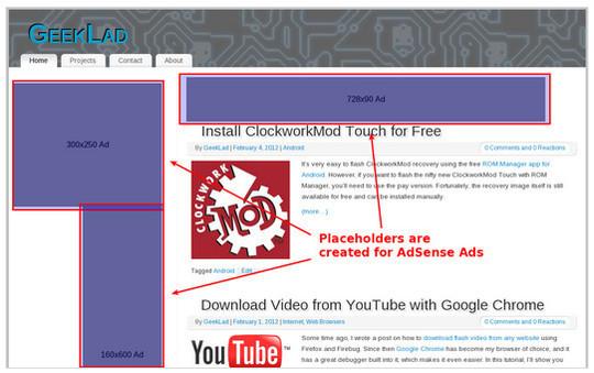 Ultimate Collection Of Google Adsense Wordpress Plugins 4