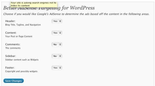 Ultimate Collection Of Google Adsense Wordpress Plugins 7