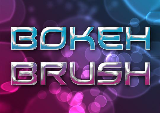 40 Free Beautiful Photoshop Bokeh Brushes 29