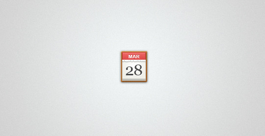 40 Useful And Free Calendar Designs In PSD Format 37