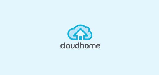 25 Imaginative Cloud Inspired Logo Designs 24
