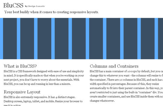 16 Useful Responsive CSS Frameworks And Boilerplates 13
