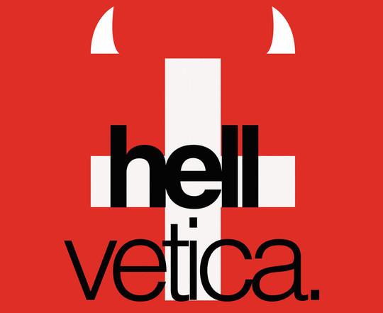 Astonishing Helvetica Typographic Poster Design 26
