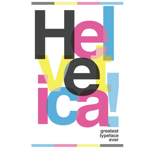 Astonishing Helvetica Typographic Poster Design 29