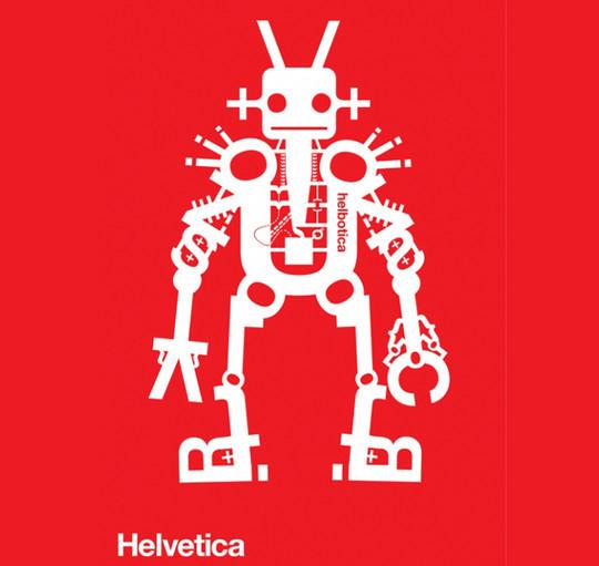 Astonishing Helvetica Typographic Poster Design 33