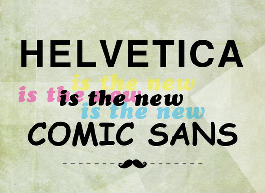 Astonishing Helvetica Typographic Poster Design 35