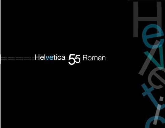 Astonishing Helvetica Typographic Poster Design 36