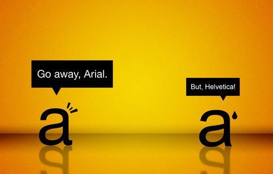 Astonishing Helvetica Typographic Poster Design 12