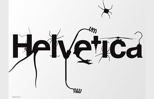 Astonishing Helvetica Typographic Poster Design 18