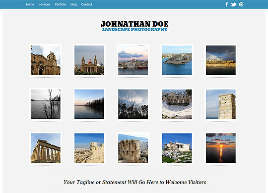35 Free HTML5 WordPress Themes For Your Blog 24