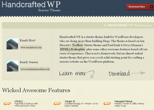 35 Free HTML5 WordPress Themes For Your Blog 6