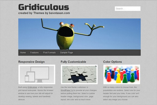 35 Free HTML5 WordPress Themes For Your Blog 48
