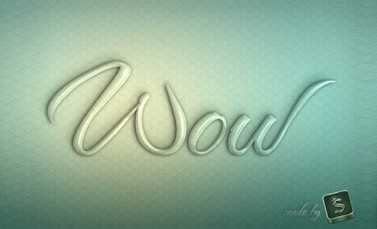 40 Fresh And Creative Photoshop Text Effects Tutorials 25