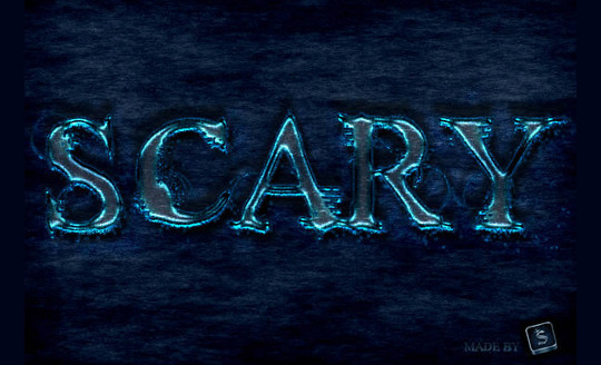 40 Fresh And Creative Photoshop Text Effects Tutorials 12