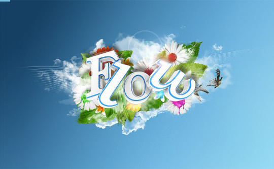 40 Fresh And Creative Photoshop Text Effects Tutorials 34