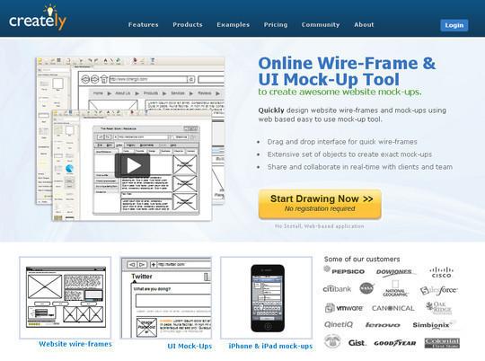 11 Useful Free UI Wireframe Tools For Designer 11