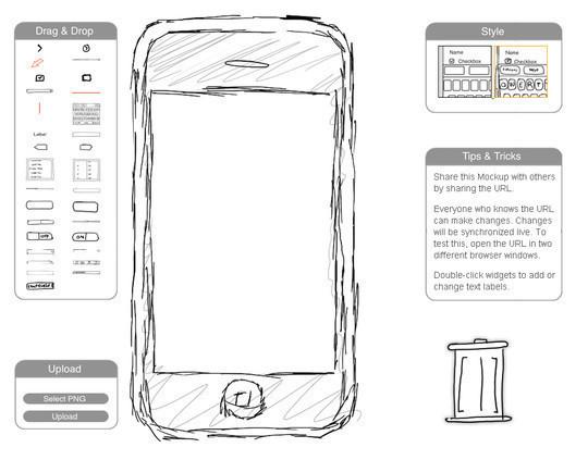 11 Useful Free UI Wireframe Tools For Designer 4