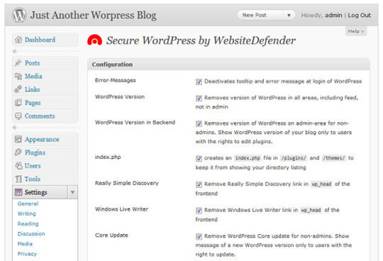 21 Wordpress Plugins To Boost The Power Of Administration Area 6
