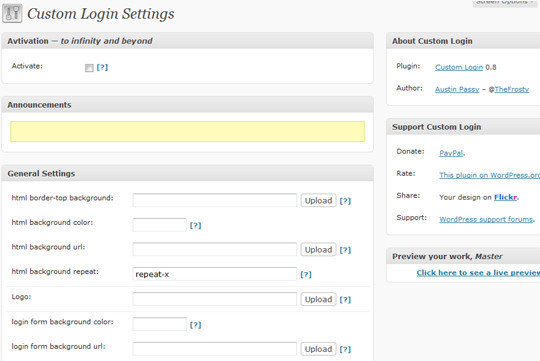 21 Wordpress Plugins To Boost The Power Of Administration Area 3