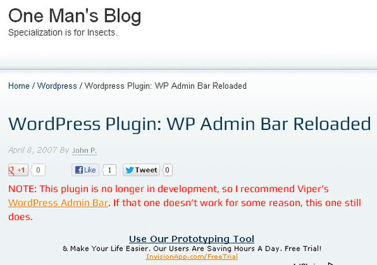 21 Wordpress Plugins To Boost The Power Of Administration Area 8