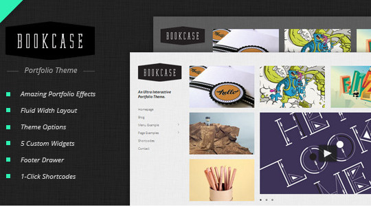Collection of Free And Premium WordPress Themes With Grid Layouts 34