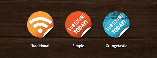 45 Creative Buttons And Badges Tutorials 35