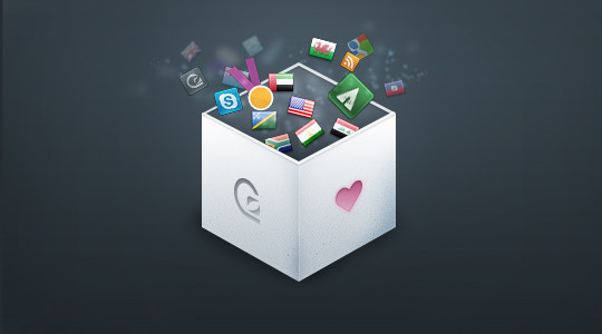 40 Fresh Scalable Free PSDs Released By Dribbble 19