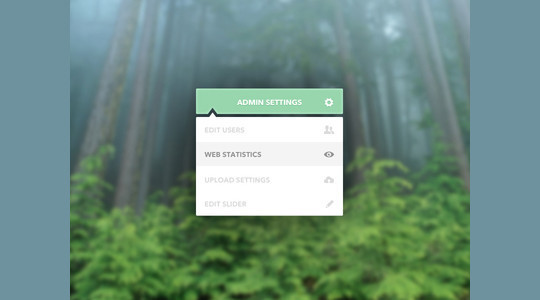 40 Fresh Scalable Free PSDs Released By Dribbble 31