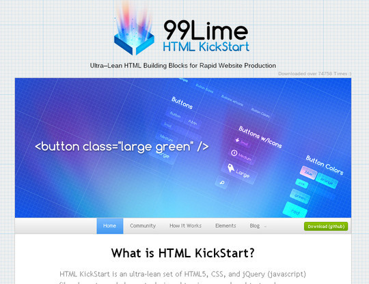 13 Online HTML5 Tools For Web Designers 7